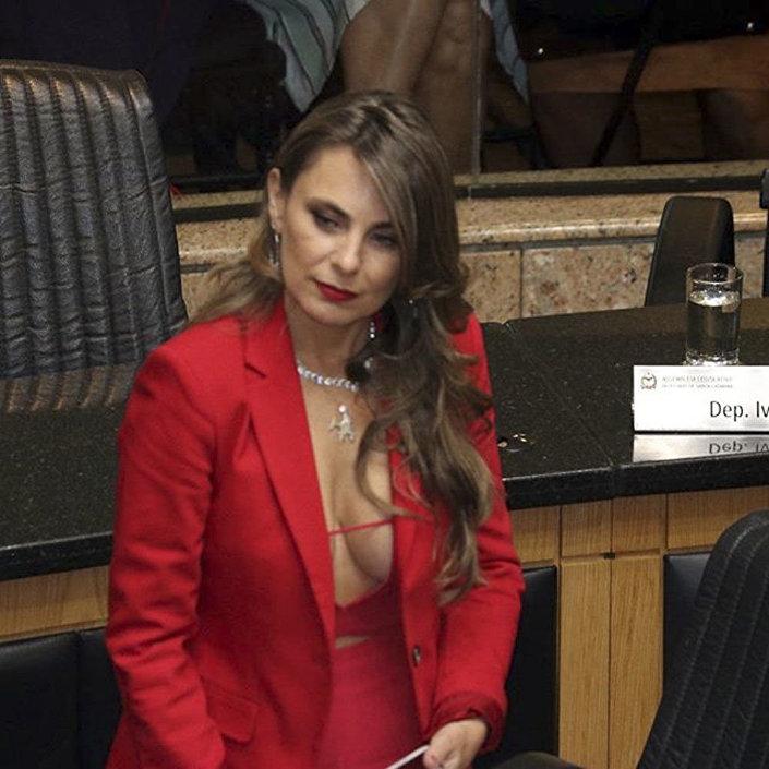 Senator z Brazylii Ana Paula da Silva