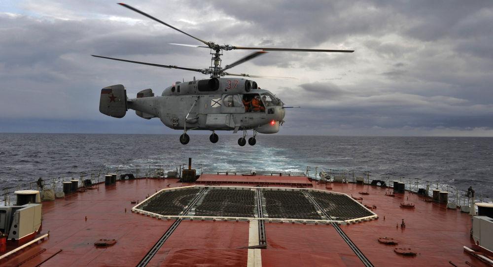 Śmigłoweic Ka-27