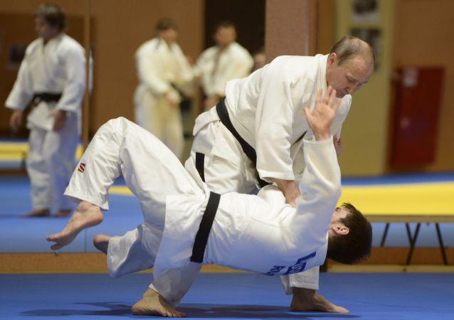 Judo to ulubiona dyscyplina Władimira Putina
