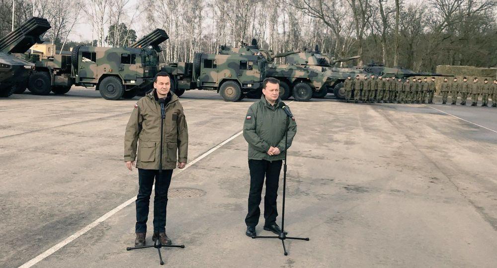 Polska kupi amerykańskie systemy rakietowe o zasięgu do 300 km