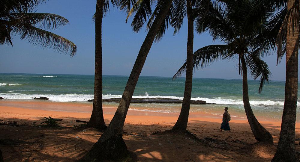 Wybrzeże Sri Lanki