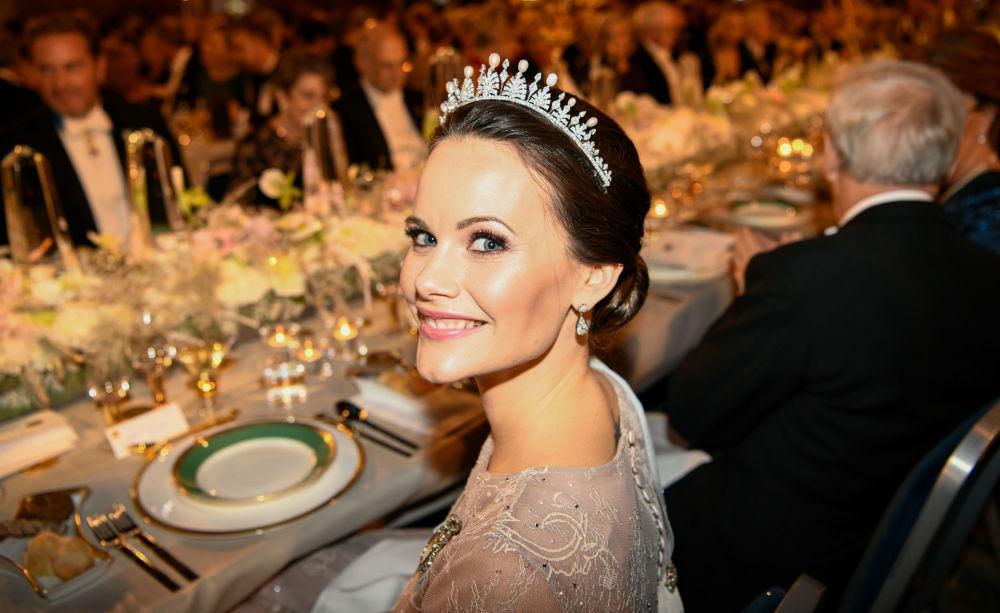 Zofia Krystyna Hellqvist, księżna Värmlandu
