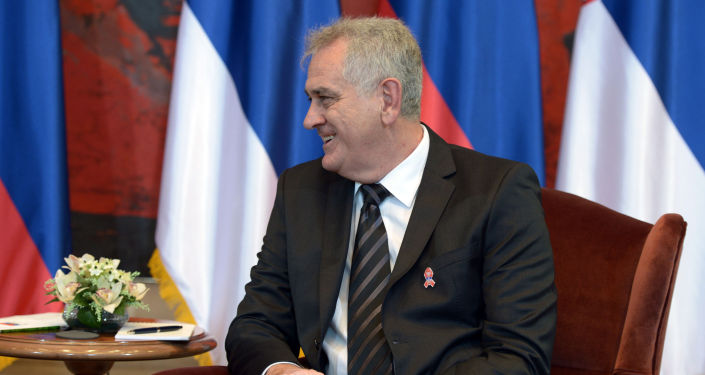 Prezydent Serbii Tomislav Nikolić