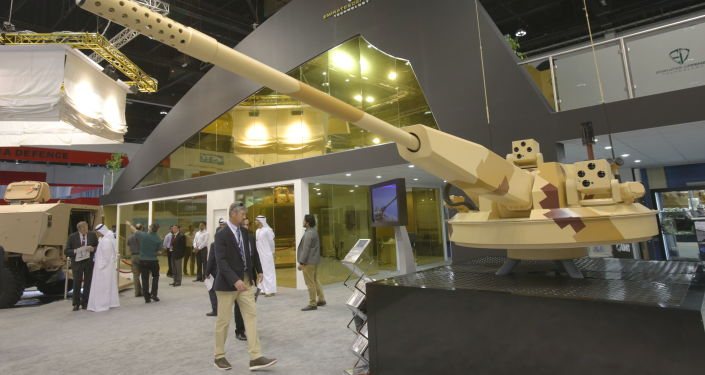 """57-mm moduł bojowy, zaprojektowany przez """"Uralwagonzawod"""