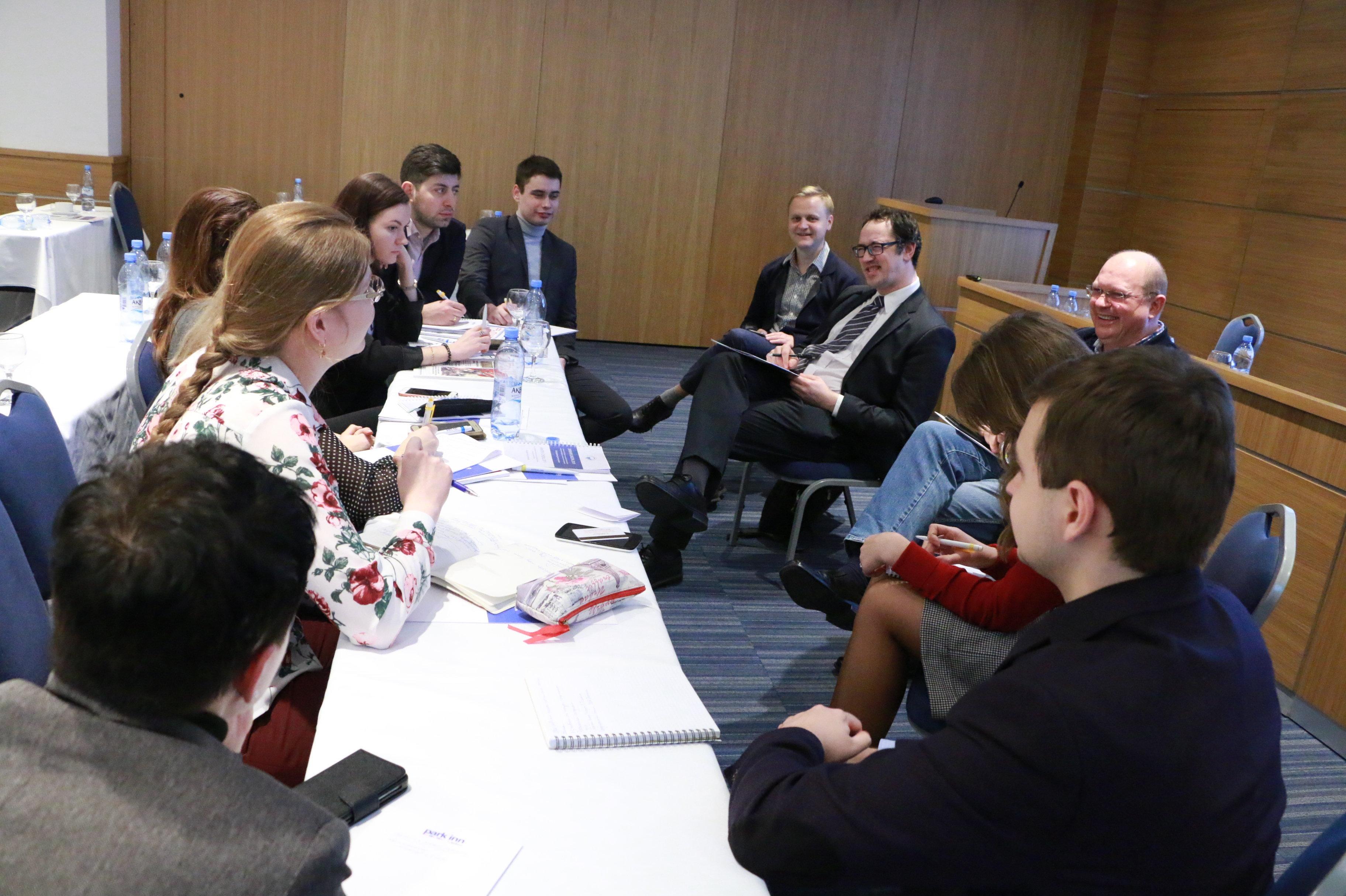 """Międzynarodowa Szkoła Zimowa """"Relacje Rosji z krajami Europy Środkowo-Wschodniej: w poszukiwaniu nowego formatu, luty 2019 r. Nowogród Wielki."""