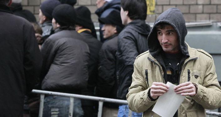 Tadżycy chcą pracować w Polsce