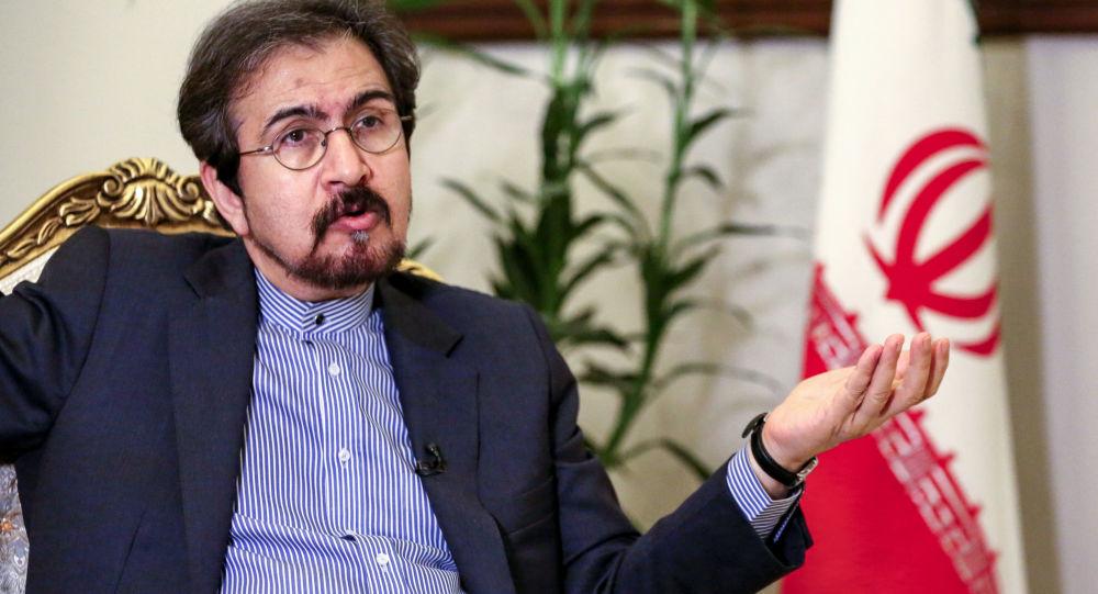 Rzecznik Ministerstwa Spraw Zagranicznych Iranu Bahram Kasemi