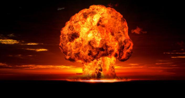 Wybuch jądrowy