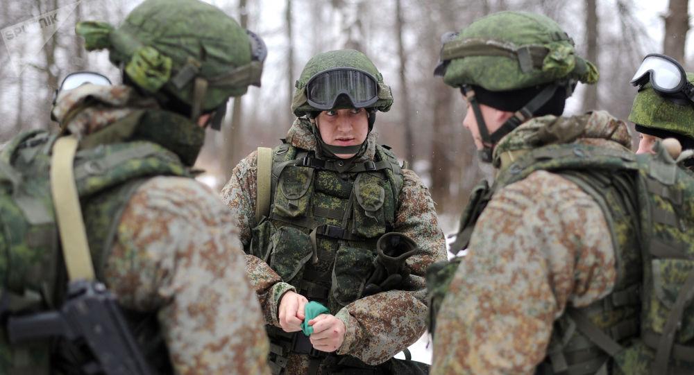 Nowy ekwipunek dla żołnierzy wojsk lądowych