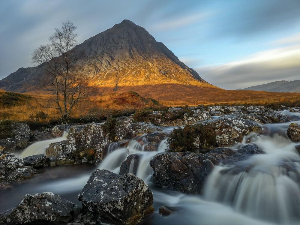 Fot. Tim Day, który wygrał w kategorii Landscapes w konkursie Mobile Photography Awards 2018