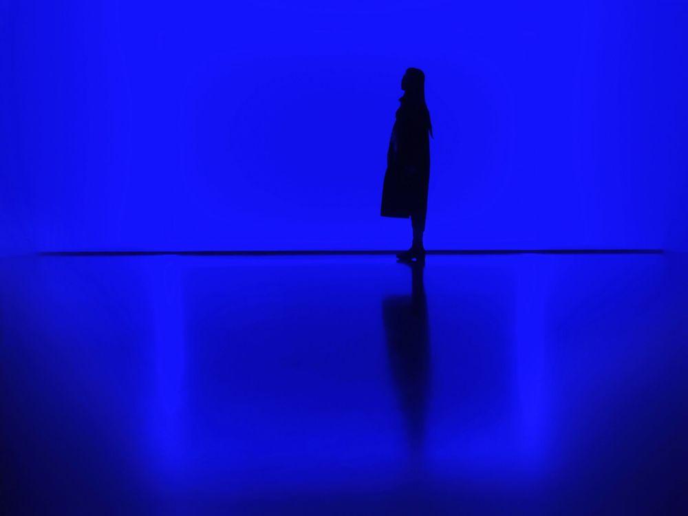 Fot. Zhang Yihan, która wygrała w kategorii Silhouettes w konkursie Mobile Photography Awards 2018