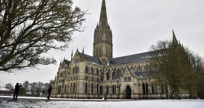 Katedra w Salisbury
