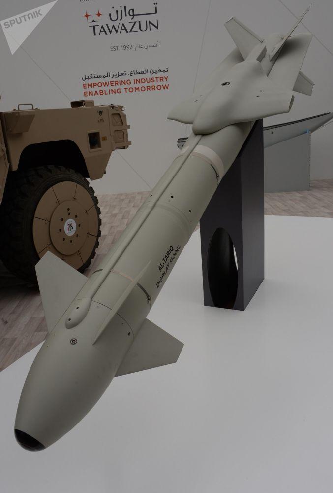 Bomba lotnicza Al Tariq