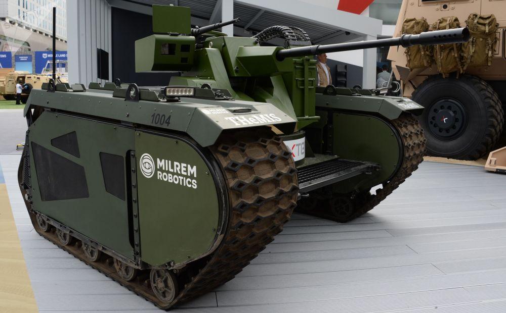Uniwersalny robot taktyczny OPTIO-X20