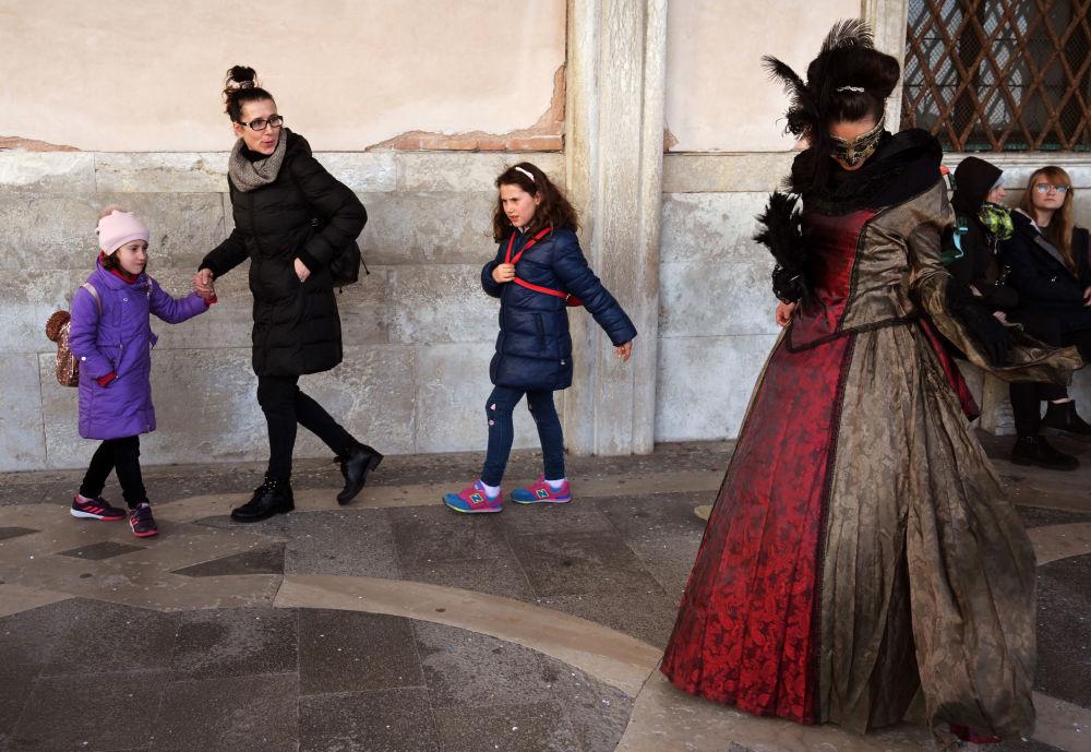Karnawał w Wenecji 2019