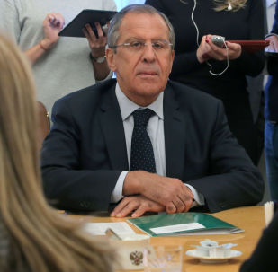 Szef MSZ Rosji Siergiej Ławrow