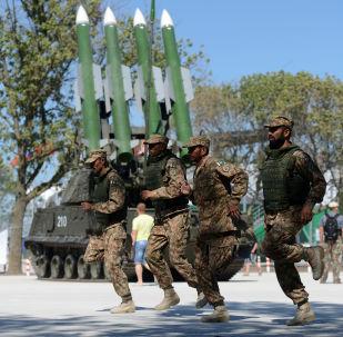 Pakistańscy wojskowi