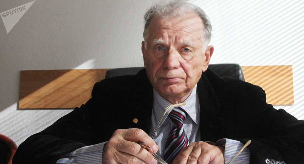 Żores Ałfiorow Laureat Nagrody Nobla