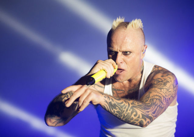 Lider The Prodigy Keith Flint