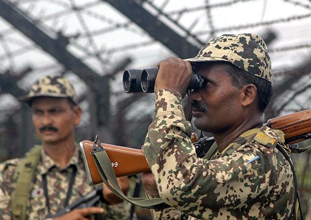 Indyjskie wojsko